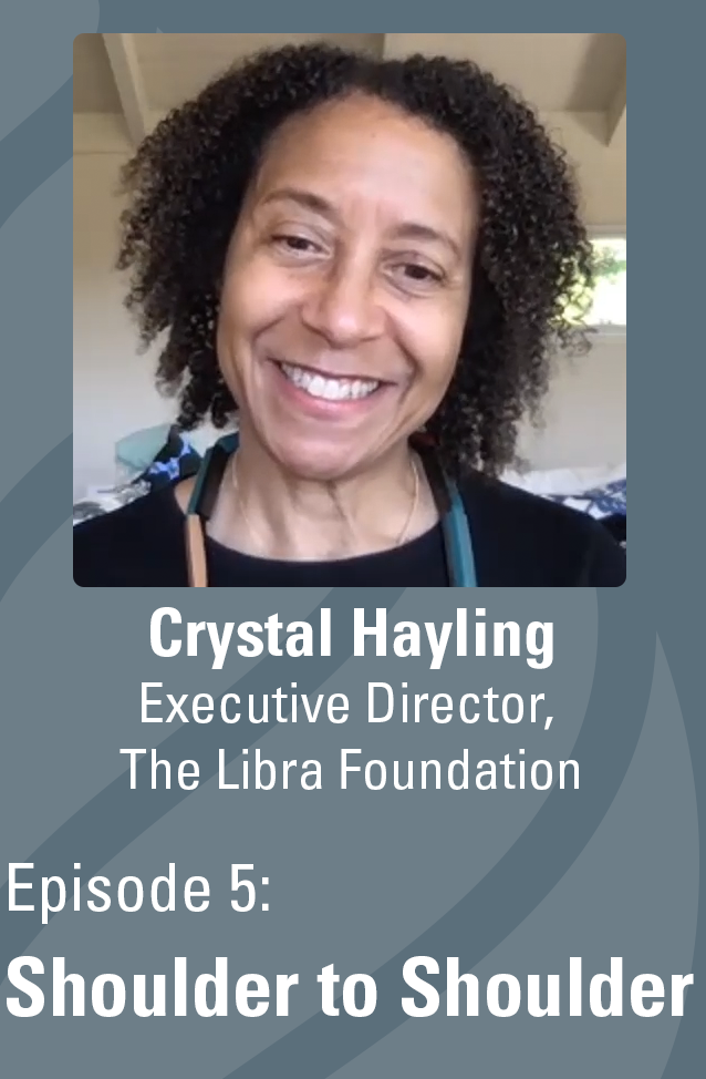 Where We Go From Here Episode 5: Crystal Hayling