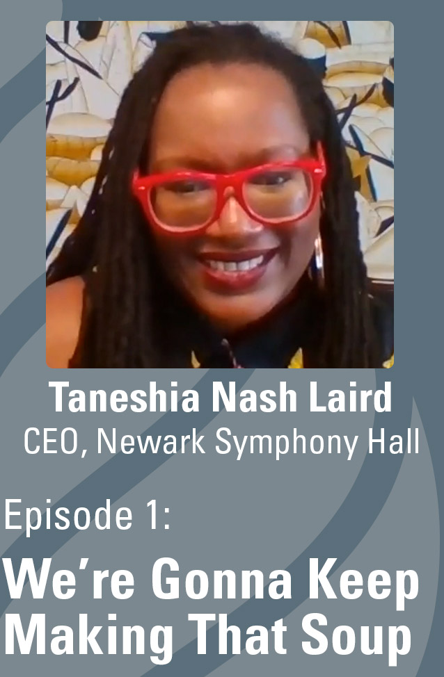 Where We Go From Here Episode 1: Taneshia Nash Laird