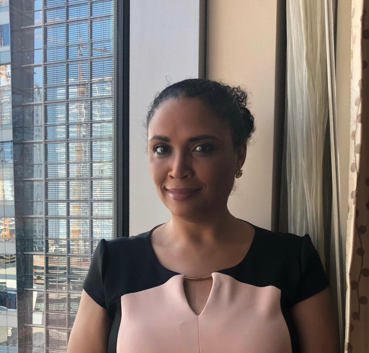 Trella Walker, Interim CEO of Nonprofit Finance Dunf